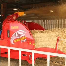 Tomahawk 7100 Feeder/Bedder 05